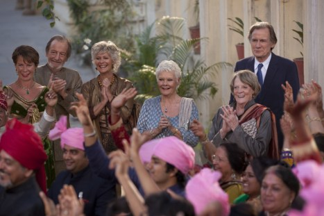The Second Best Exotic Marigold Hotel (2)