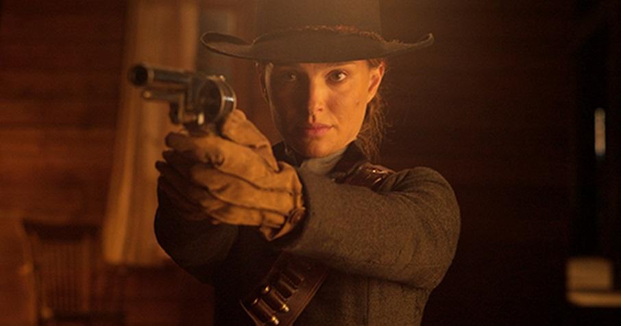 Look at Natalie Portman and Joel Edgerton In Jane Got A Gun