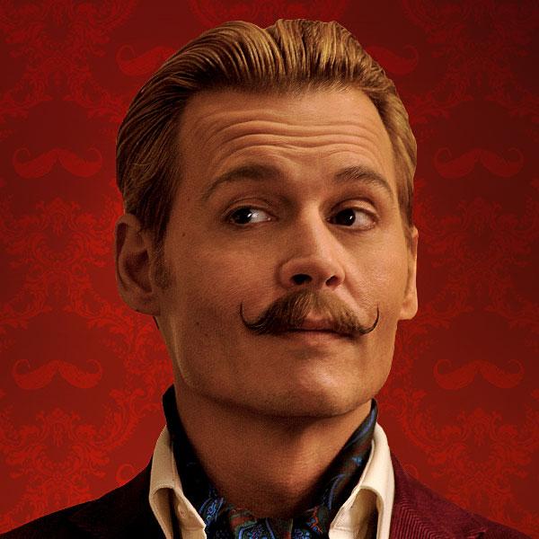 Johnny Depp Mortdecai