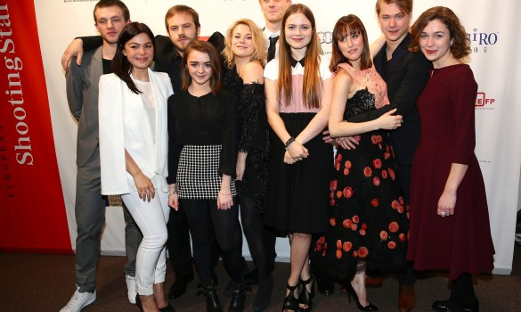 European Film Promotion Hosts Welcome Cocktail At TESIRO Golden Bear Lounge