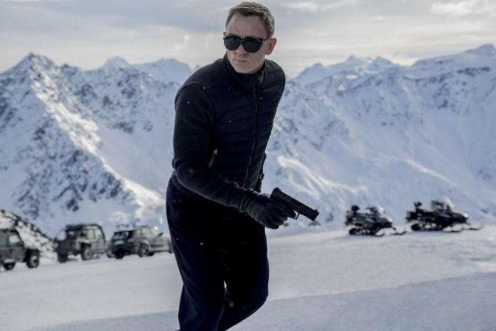 Spectre First Look - Daniel Craig