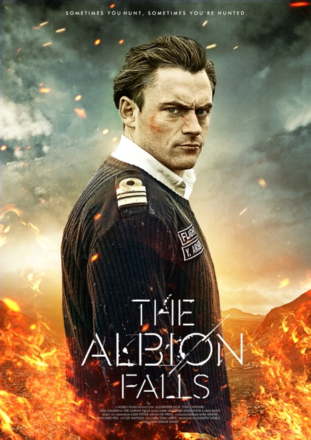 The Albion Falls - Character Poster - Fire 3