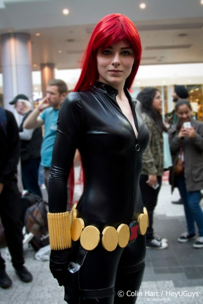 Avengers Age of Ultron Premiere cosplay 2