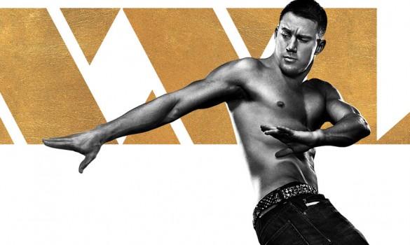 Magic Mike XXL Title