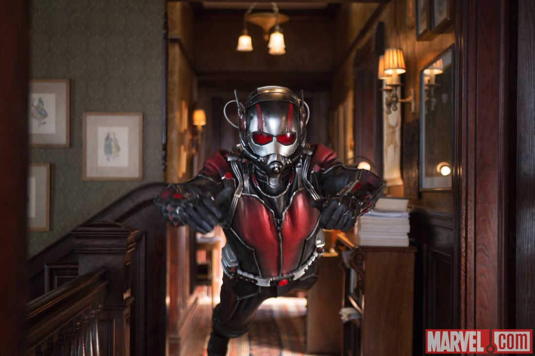 Awesome New TV Spots for Ant-Man and More
