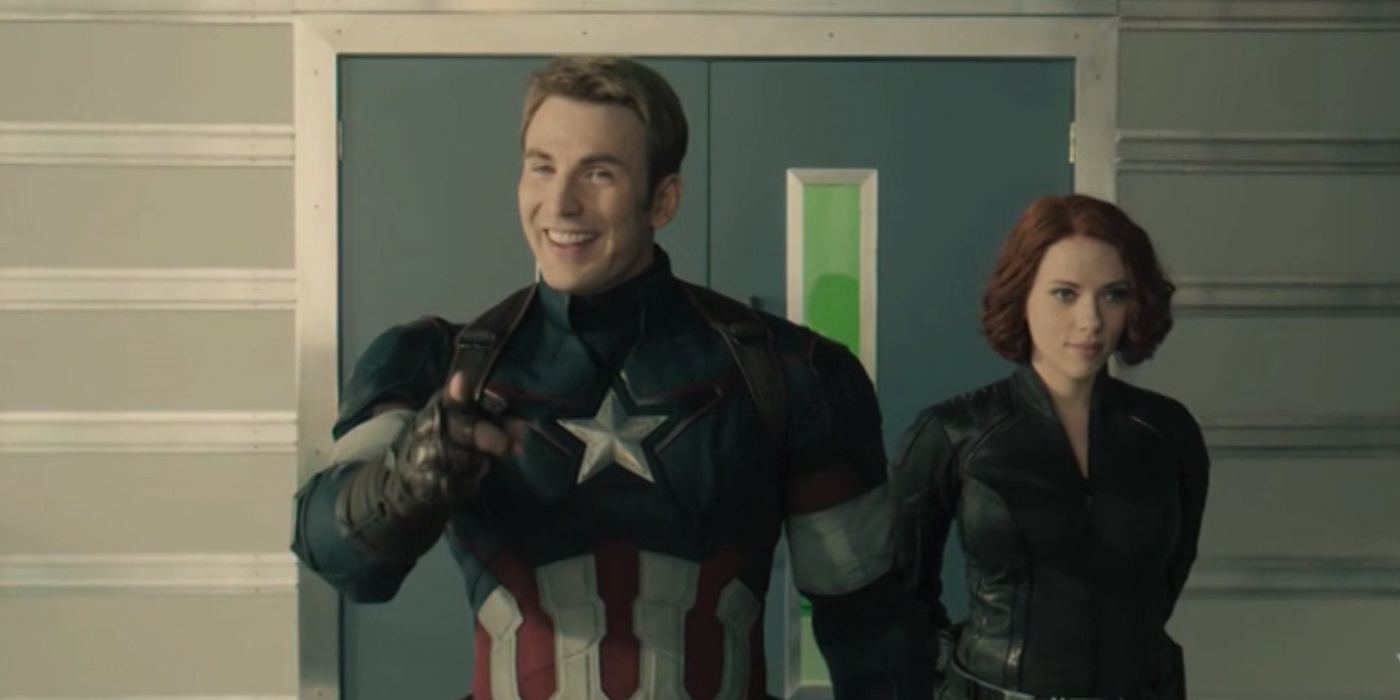 Watch the Hilarious Avengers: Age of Ultron Blooper Reel