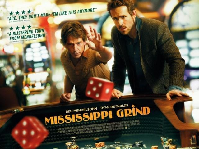 Mississippi Grind - UK Quad poster