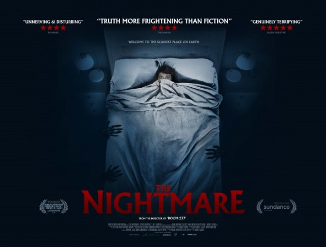 The Nightmare Quad Final Poster