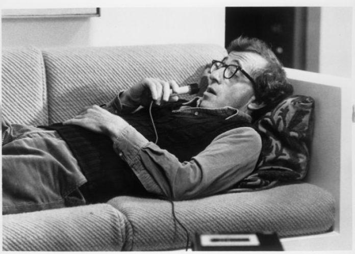 Woody Allen manhataan