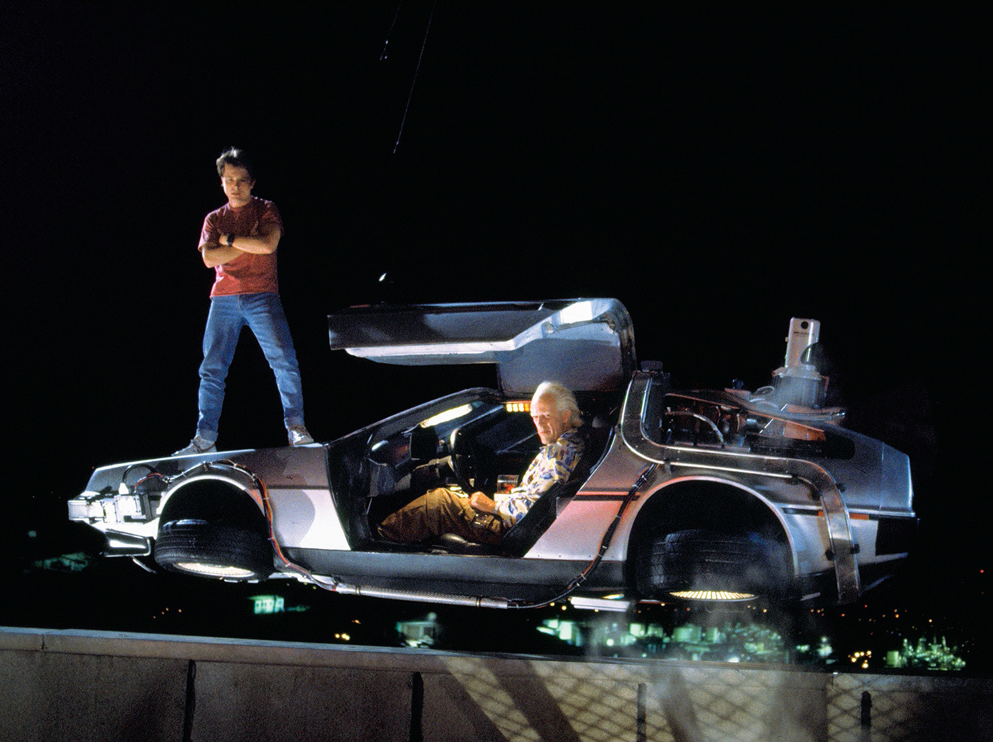 30 Years Of Back To The Future