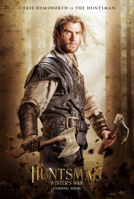 The Huntsman Winters War Chris Hemsworth