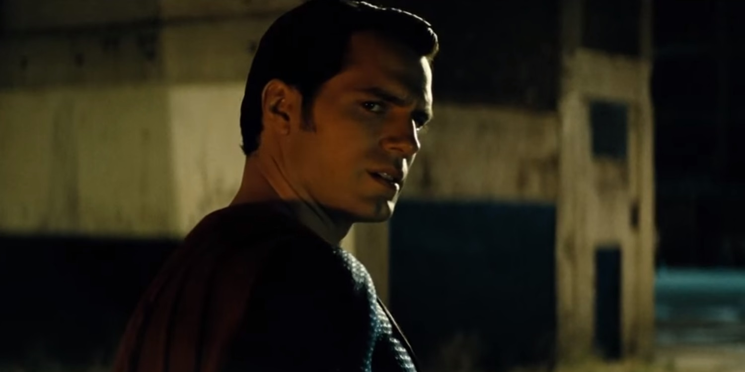 The Man of Steel confronts the Caped Crusader in first Batman v Superman Clip