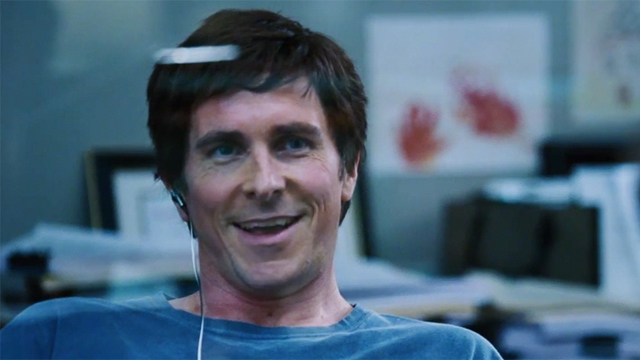 Christian Bale in Adam McKay's The Big Short