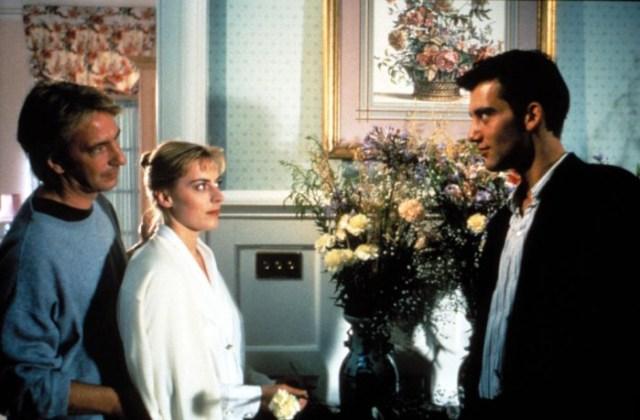 CLOSE MY EYES, Alan Rickman, Saskia Reeves, Clive Owen, 1991. (c) Castle Hill Productions.