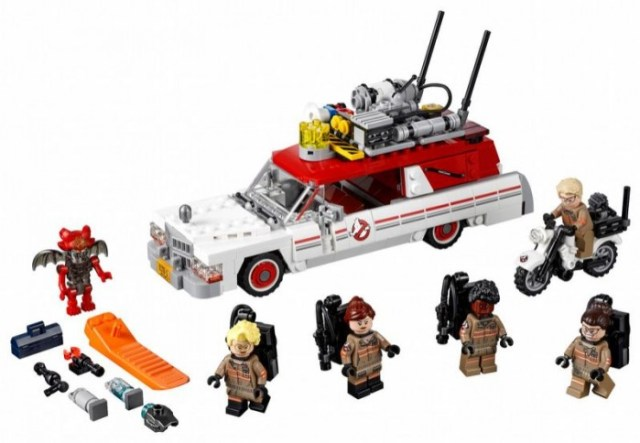 LEGO GHostbusters 2