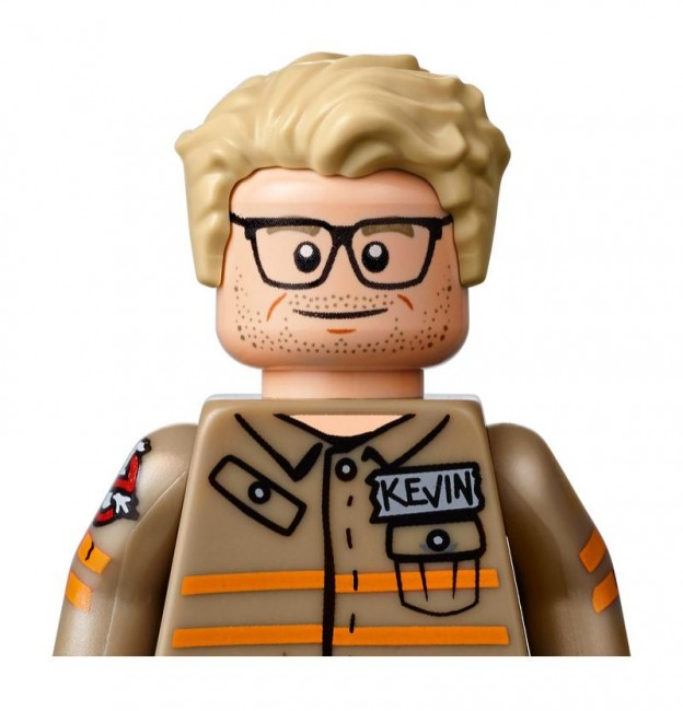 LEGO GHostbusters - Kevin