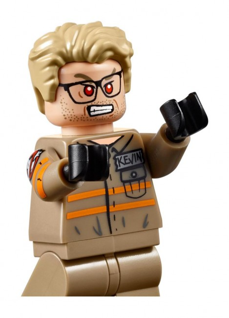 LEGO GHostbusters - Kevin Ghost