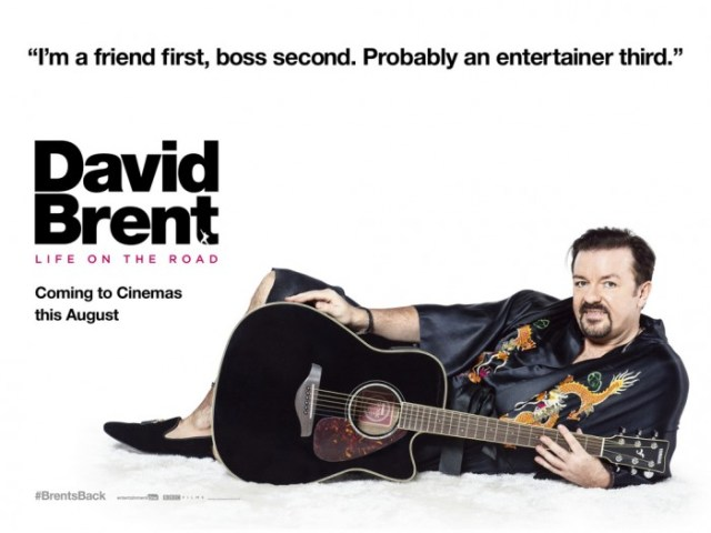 David Brent - Back on the Road (1)