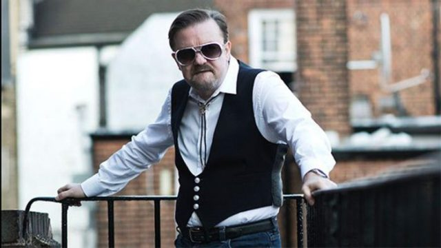David Brent: Life of the Road.