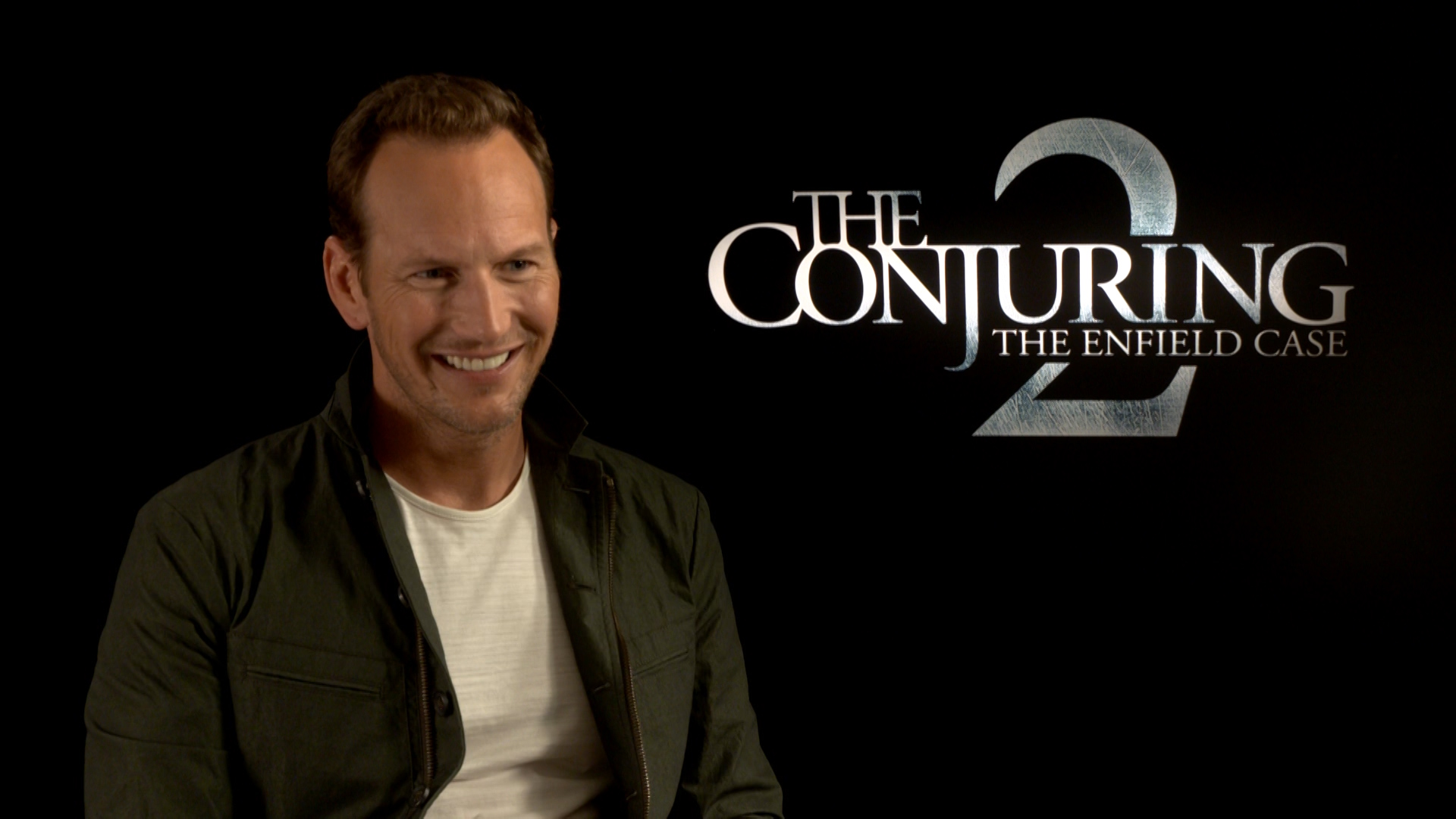 Patrick Wilson - the Conjuring 2