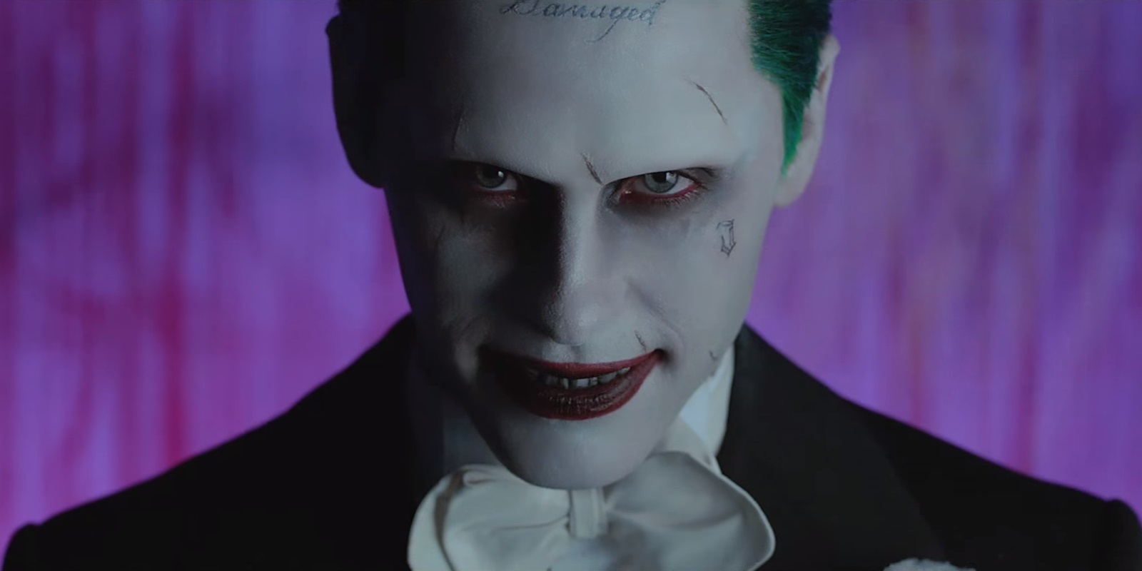Suicide Squad Star Jared Leto Suits Back Up As The Joker