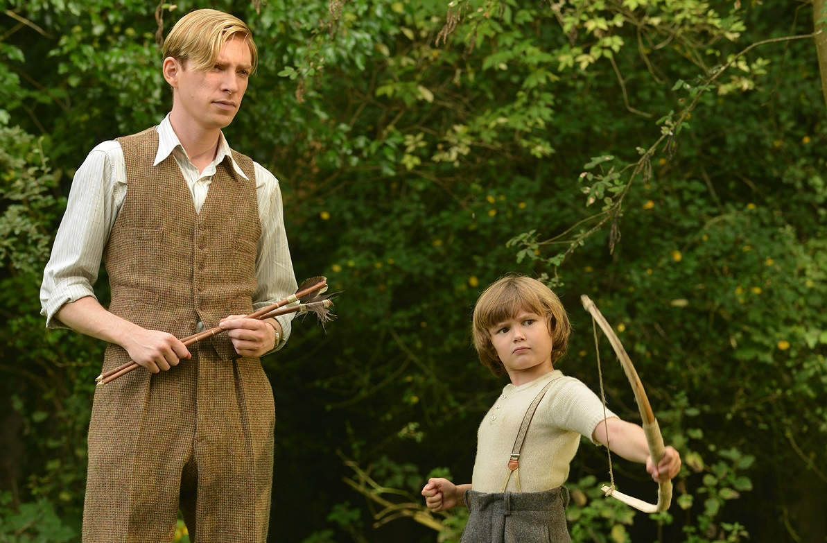 First look at Domhnall...