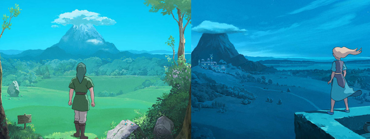 Beautiful Trailer for the Studio Ghibli Legend of Zelda film we'll never get to see