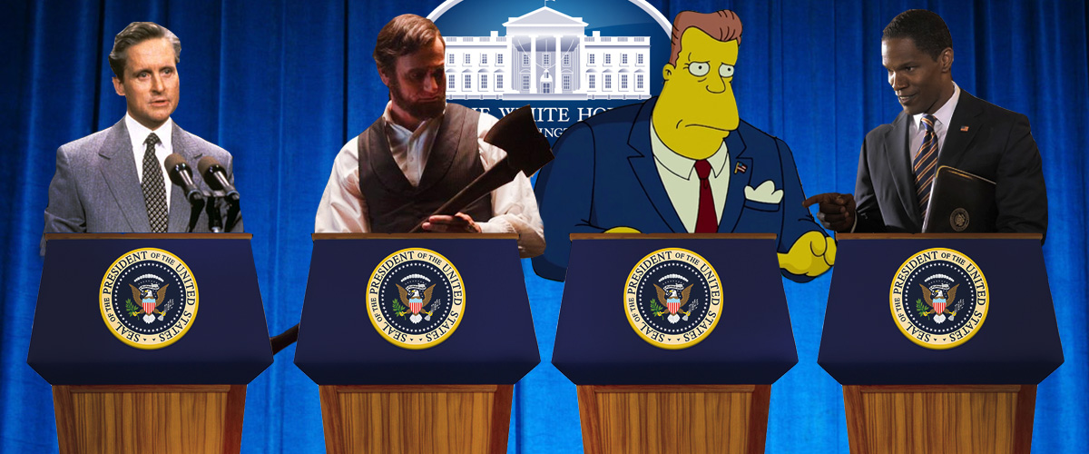 Us Election Special Which Movie President Would You Vote For Heyuguys