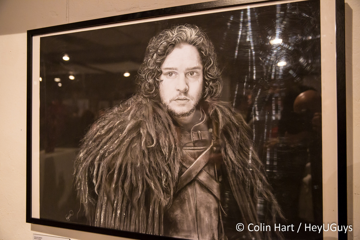 Visit The Game Of Thrones Art Gallery Event In London