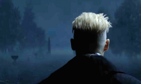 johnny depp grindelwald fantastic beasts and where to find them