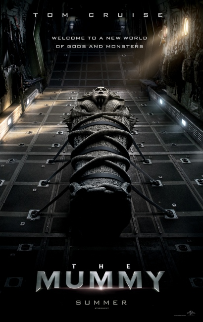 The Mummy U.K. Poster