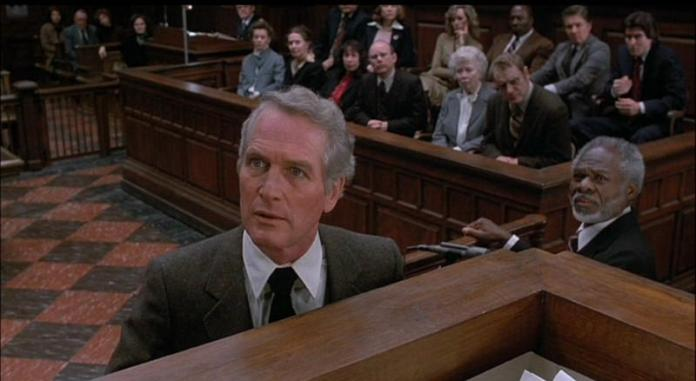 Paul Newman The Verdict
