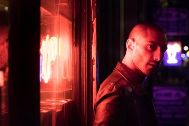 City of Tiny Lights Riz Ahmed movie image