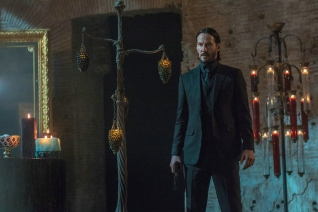 Chad Stahelski and Keanu Reeves - John Wick 2