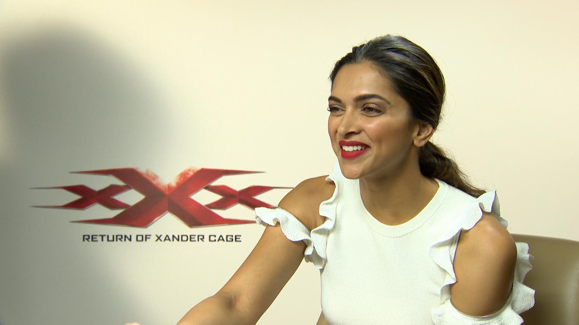 Deepika Padukone Interview - XXX: The Return of Xander Cage