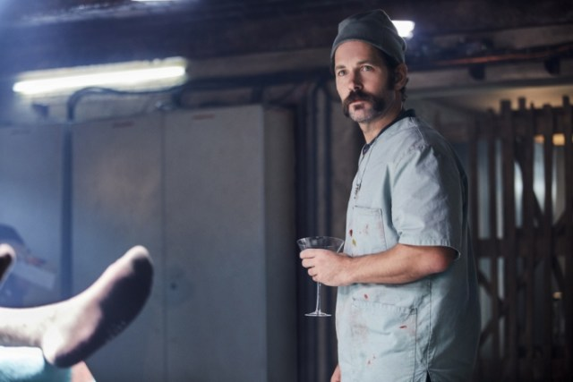 Paul Rudd in Duncan Jones' Mute