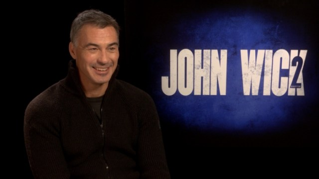 Chad Stahelski on John Wick 3
