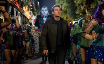 Tom Cruise - Jack Reacher