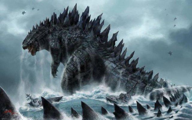 Gareth Edwards - Godzilla