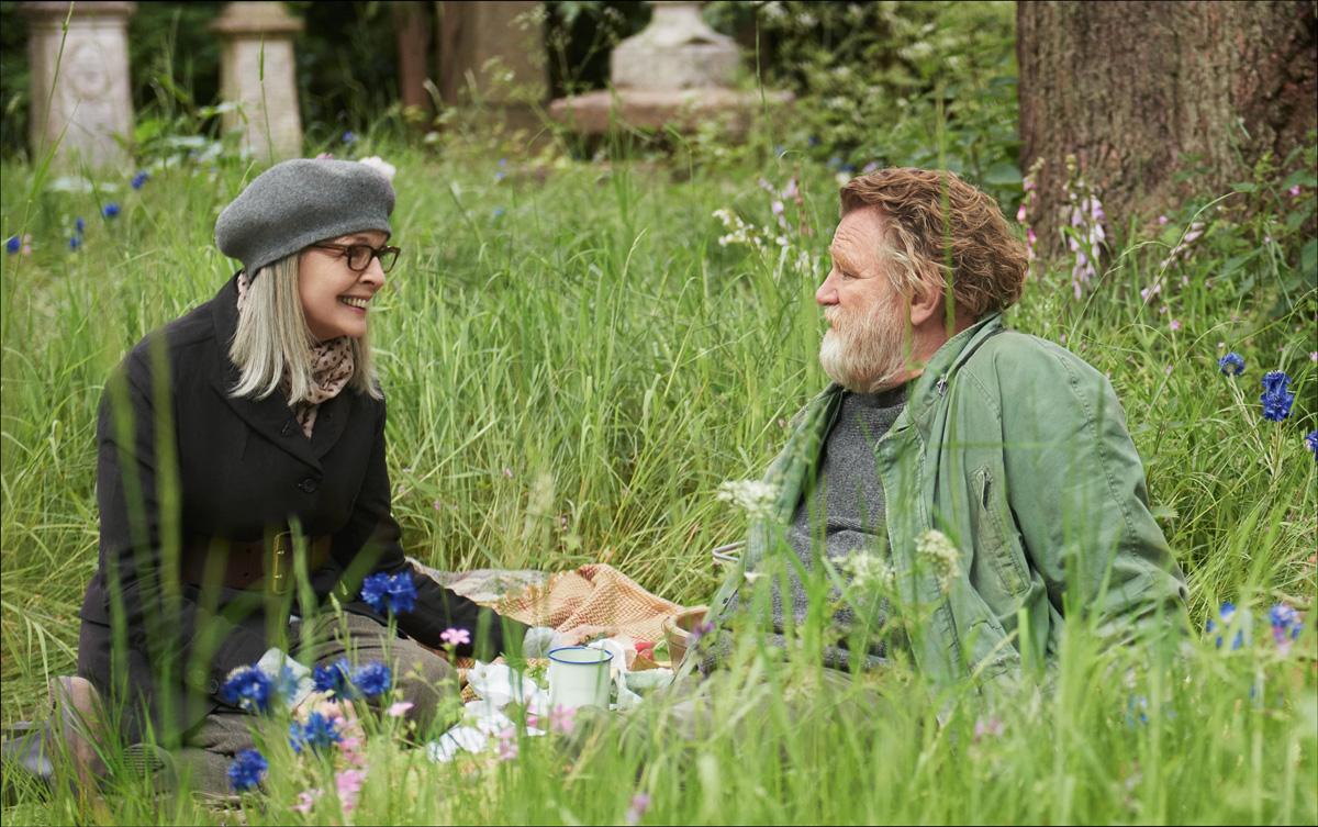 Hampstead Diane Keaton Brendan Gleeson