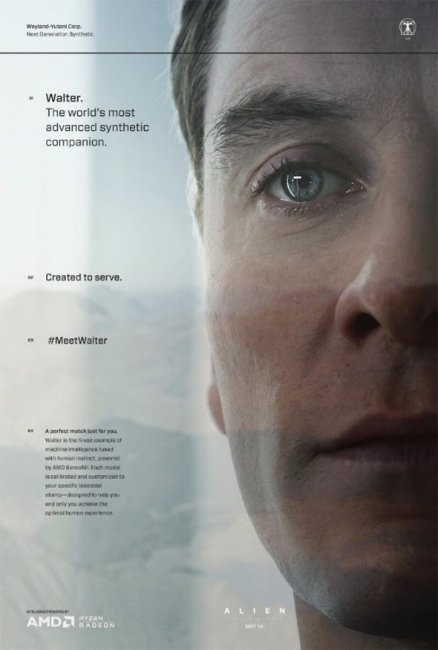 Alien: Covenant - Meet Walter