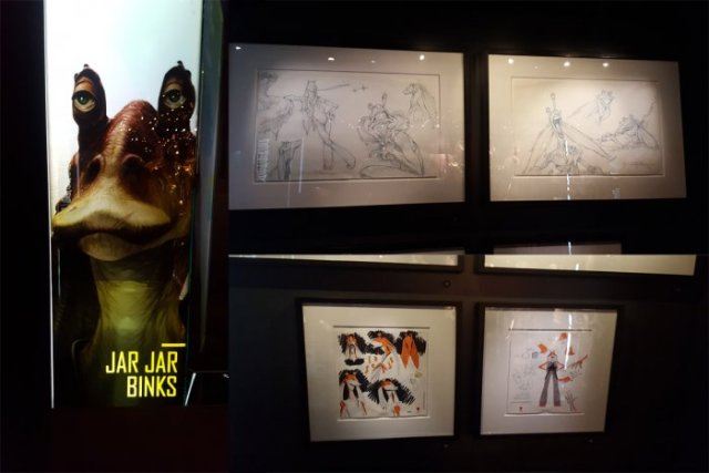 Star Wars Identities - Jar Jar Binks