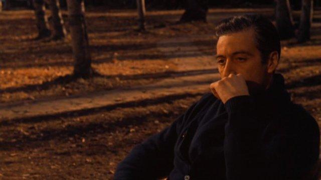 The Godfather Part II Gordon Willis