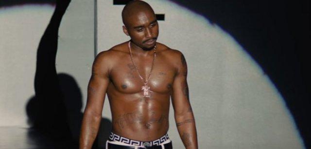 Steve McQueen Tupac