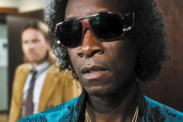 Prince of Darkness - Don Cheadle
