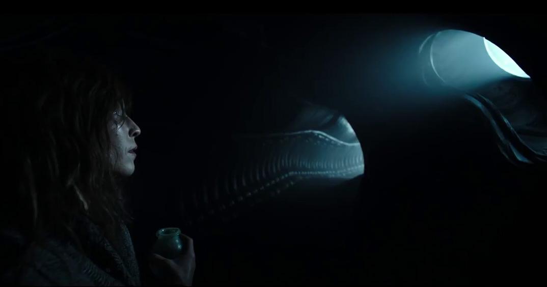 Prometheus Alien Covenant scene