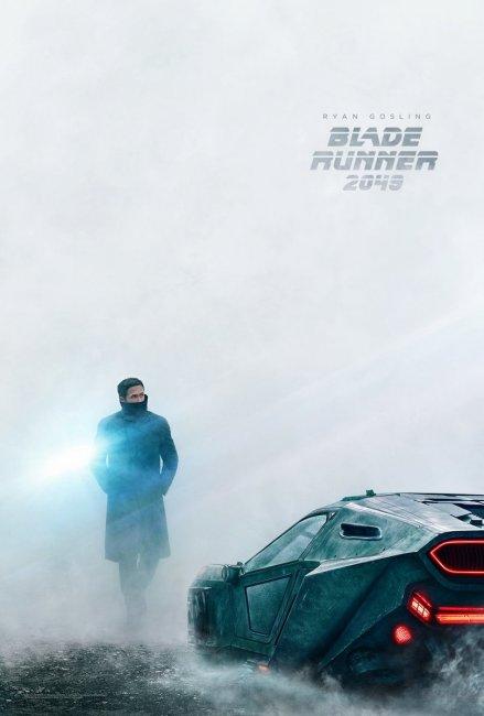 Ryan Gosling poster - Blade Runner 2049