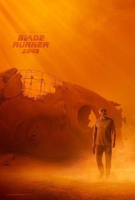 Harrison Ford poster - Blade Runner 2049