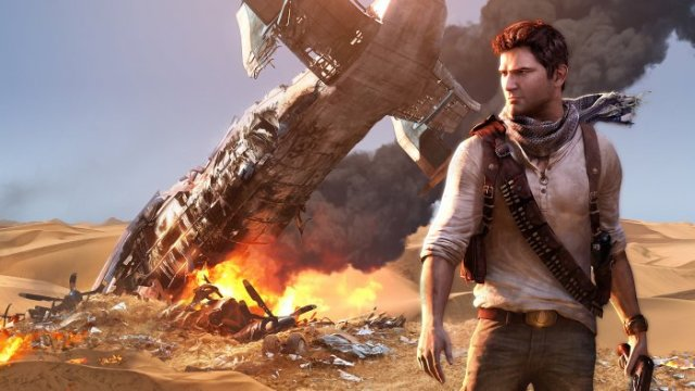 Uncharted - Tom Holland and Shawn Levy