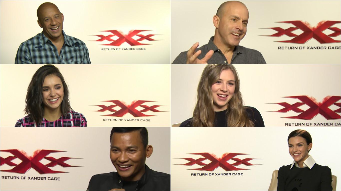 xXx Cast